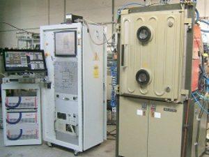 Réacteur PFEIFFER-BALZERS BAK700 Modifié